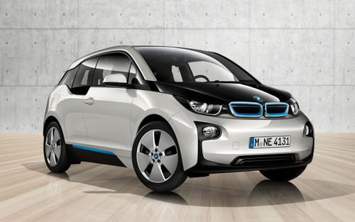 BMW i3 Electric Vehicle Image