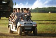 Club Car Transporter 6 Electric Vehicle Image