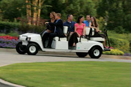 Club Car Villager 6 Electric Vehicle Image