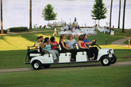 Club Car Villager 8 Electric Vehicle Image