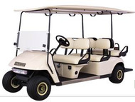 Cushman Bellhop 6 Electric Vehicle