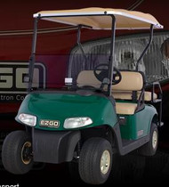 E-Z-GO Commercial Shuttle 2+2 RXV Electric Vehicle Image
