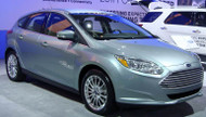 Ford Focus Electric Vehicle Image