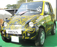 REVA REVAi Electric Vehicle Image