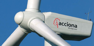 Acciona AW-77 1500kW Wind Turbine