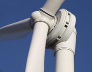 China Energine 2MW Wind Turbine
