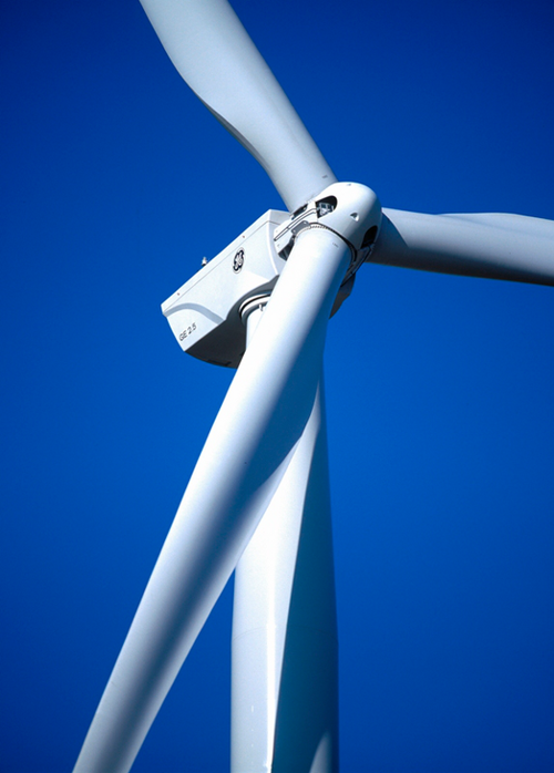 Ge Energy Ge 2 5 100 2 5mw Wind Turbine
