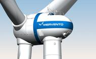 Mervento 3.6-118 3.6MW Wind Turbine