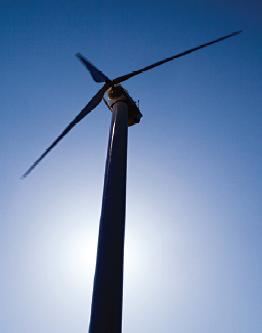 Northern Power 100Arctic 100kW Wind Turbine