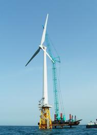 STX Windpower STX-72 2MW Wind Turbine