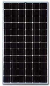 Aide Solar AD180 Watt Solar Panel Module image
