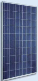 Alfasolar pyramid 60 222 Watt Solar Panel Module image