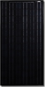 Canadian Solar All-black CS5A-185 Watt Solar Panel Module image