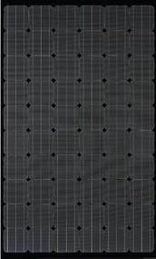 Del Solar D6M245B3A 245 Watt Solar Panel Module image