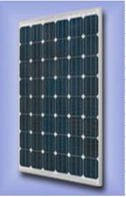 Emmvee ES-195M48B 195 Watt Solar Panel Module image