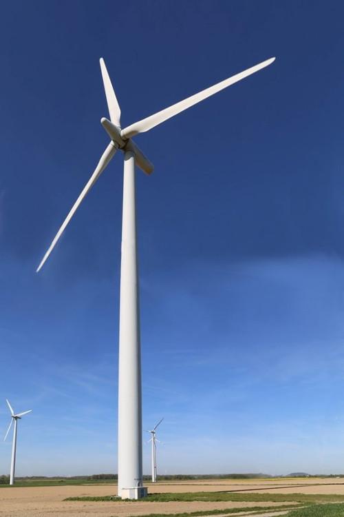 AN Bonus/Siemens 1.3 MW/62 Wind Turbine