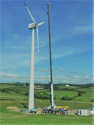 Wind Technik Nord WTN250 Wind Turbine
