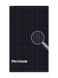 JA Solar JAM6-K-BK-60-295-PR-F35 295W Mono Percium All Black Solar Panel Module