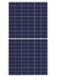 Canadian Solar CS3K-285P-G3 285W Poly KuPower Half-Cell Solar Panel Module