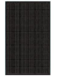 JA Solar JAM60S02-280-SC-AB 280W Mono 5BB Cypress All Black Solar Panel Module