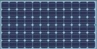 Himin Clean Energy HG-185S 185 Watt Solar Panel Module (Discontinued)