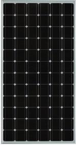 Himin Clean Energy HG-200S 200 Watt Solar Panel Module (Discontinued)