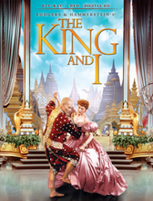 The King and I DVD/Blu Ray Set