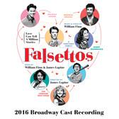 Falsettos 2016 Broadway Cast Recording