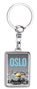 Oslo Keychain
