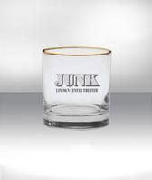 Junk - Rocks Glass