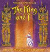 The King and I Cast Recording CD