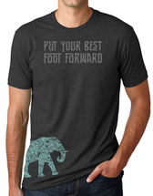 The King and I Best Foot Forward Tee - Unisex