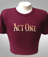 Act One Logo Tee - Unisex