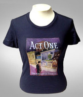 Act One Poster Tee - Ladies