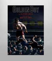 Golden Boy Magnet