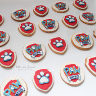 Paw Patrol Themed cookies