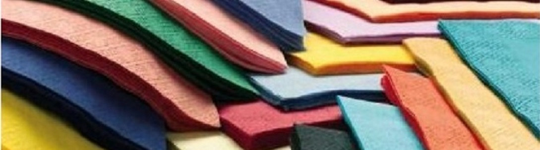 Solid Colours Paper Napkins