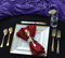 Embellish your table setting with polished gold plastic cutlery. Resembles real silverware in its size, proportions, and finish. The beautiful polished gold cutlery is perfect for weddings and other special occasions. Made from heavy-weight plastic. Sold in wholesale bulk and retail.