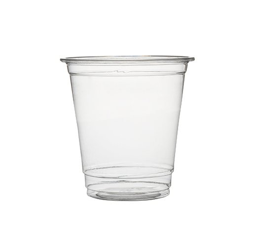 8 oz. Clear Plastic Smoothie Cups | Disposable Cups ...