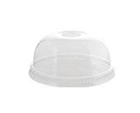 Soft disposable plastic lids great for everyday use. Will fit the 8 oz + 10 oz Smoothie Cups. Sold in wholesale bulk and retail.