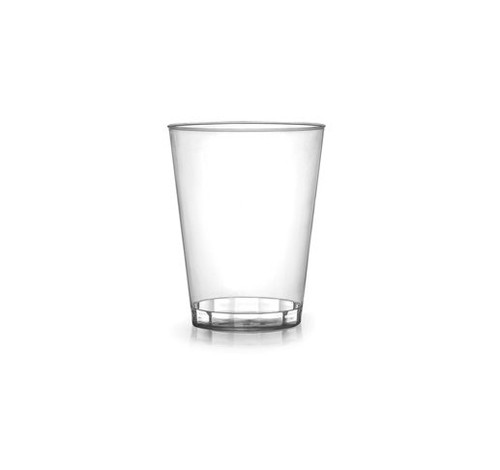 Hard disposable plastic shot cups great for weddings and other special events. Sold in wholesale bulk and retail.