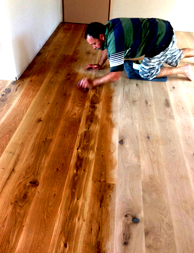 Bee Kind Wooden Floor Timber Wax Finish With Beeswax Carnauba Wax