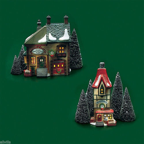 North Pole Shops 56219 Set 2