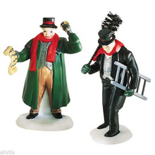 TOWN CRIER & CHIMNEY SWEEP #55697