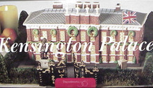 KENSINGTON PALACE RETIRED Dept 56 Dickens - JUST LOWERED THE PRICE