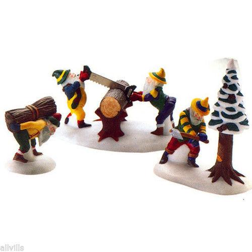 Woodsman Elves