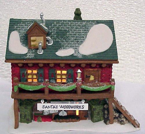 Santa's Woodworks