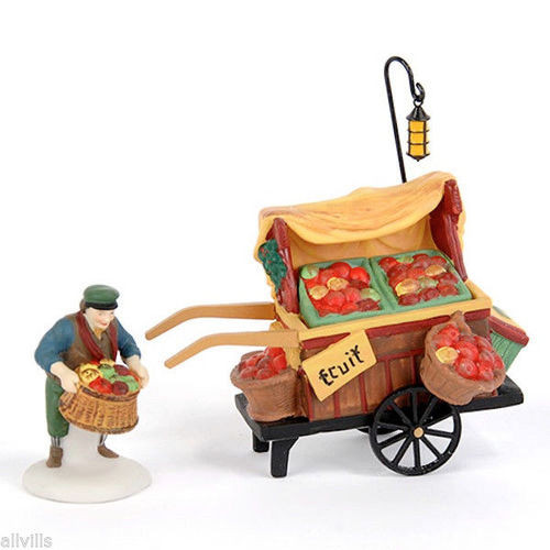 CHELSEA STREET FRUIT MONGER & CART 58130