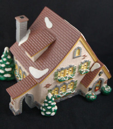CARMEL COTTAGE retired Dept 56 Snow Village 1994