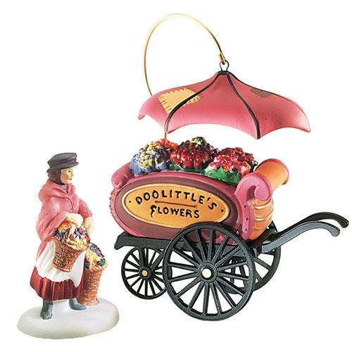 CHELSEA MARKET DOOLITTLE'S FLOWER MONGER & CART